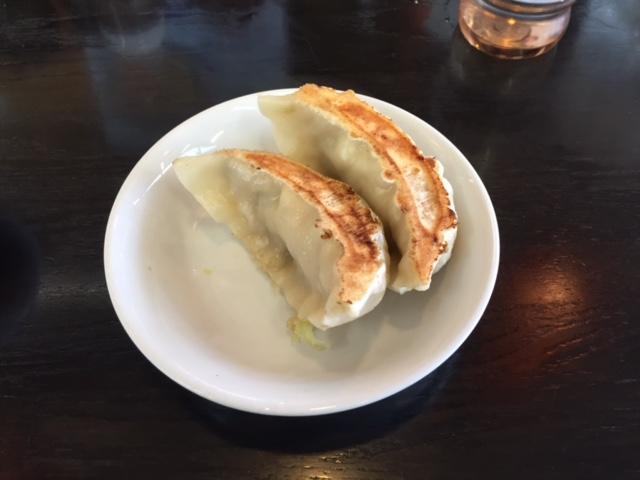 ジャンボ餃子