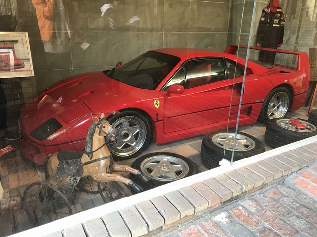 フェラーリF40