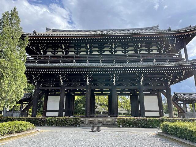東福寺(三門)